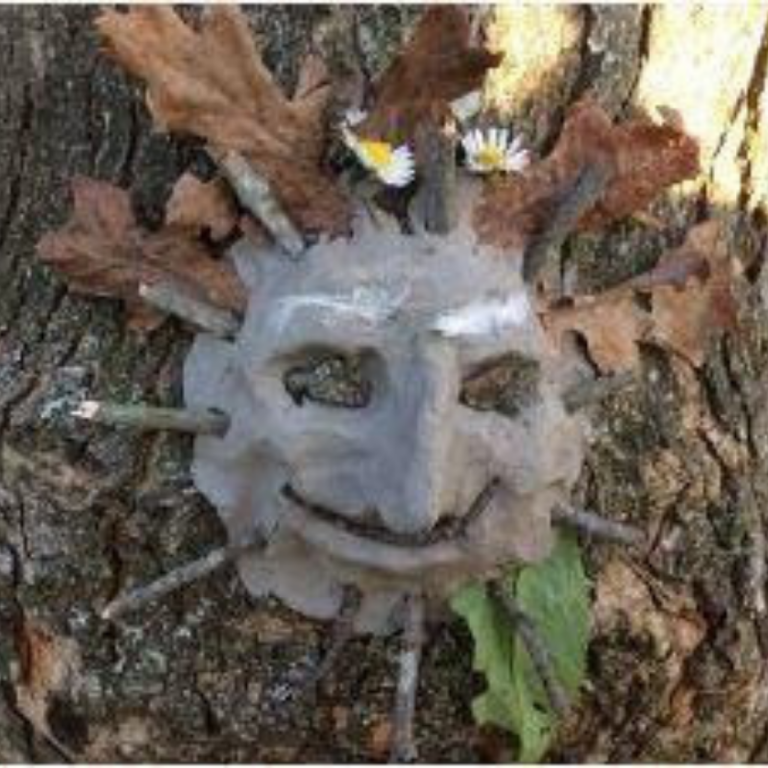 Halloween Back to Nature Child's Workshop Sat 30th Oct 2021