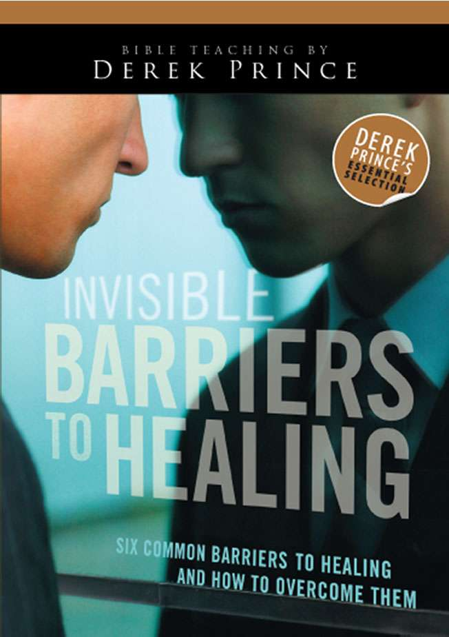 Invisible Barriers to Healing