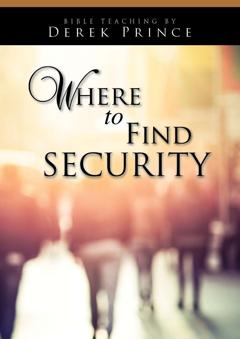 Where To Find Security