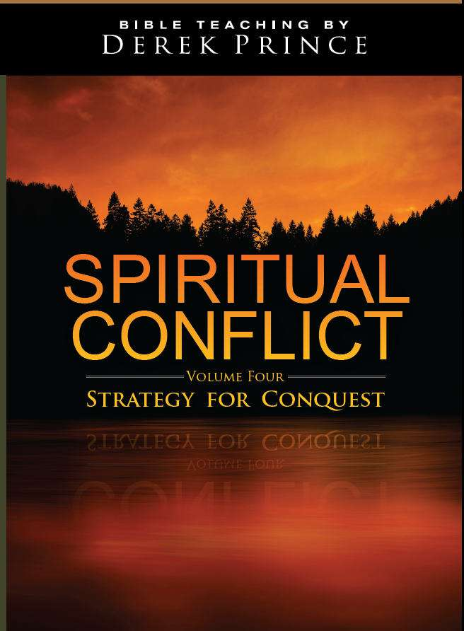 Spiritual Conflict - Volume 4: Strategy For Conquest