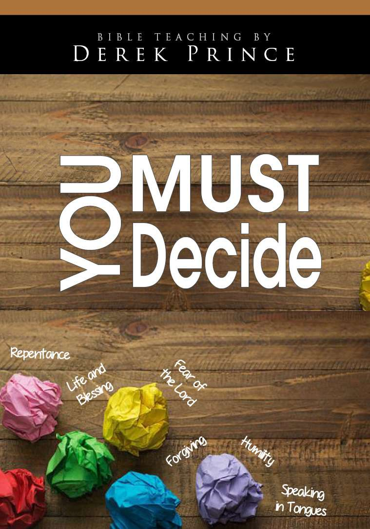 You Must Decide