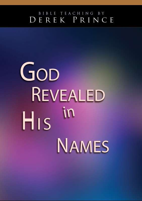 God Revealed in his Names