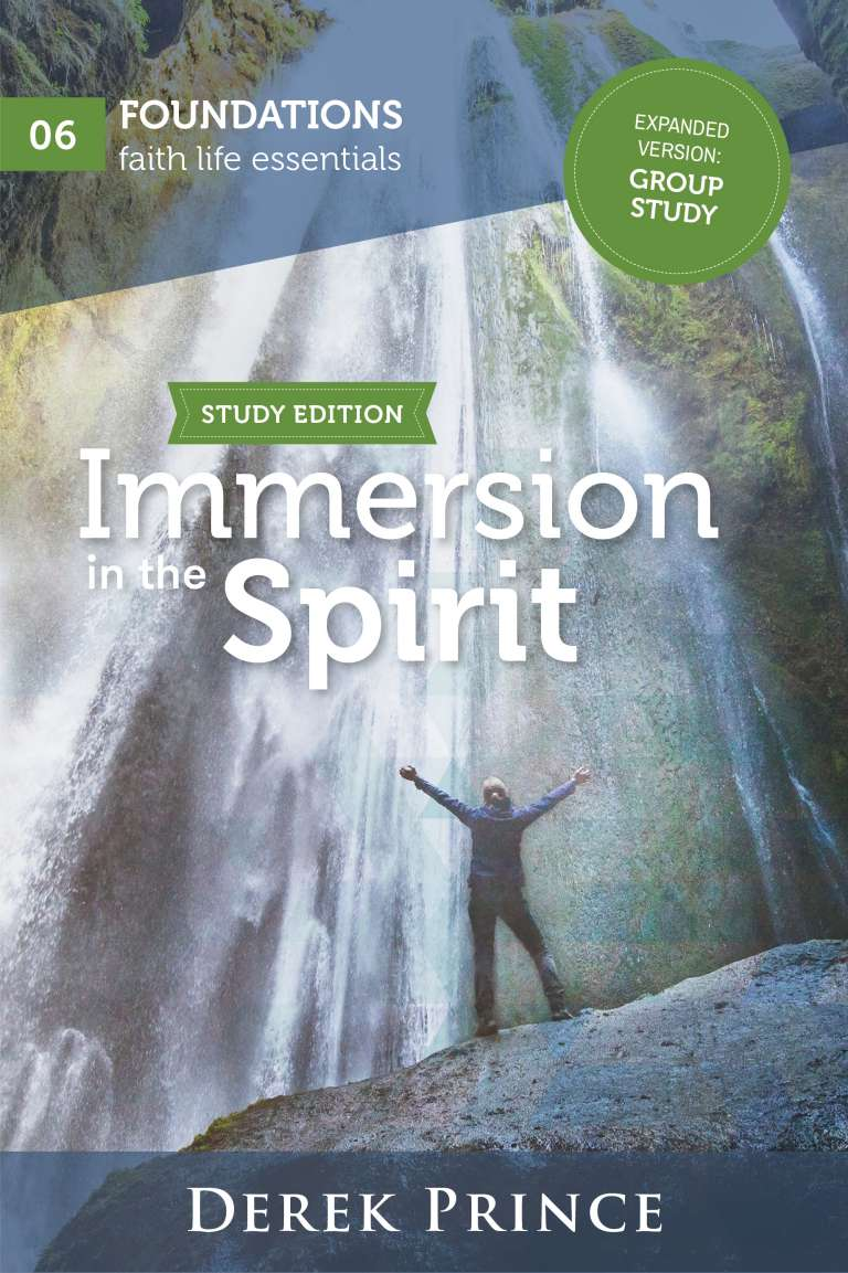 Immersion in the Spirit (Study Version)
