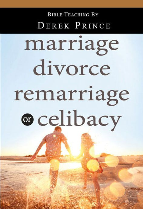 marriage divorce and celibacy Naturally, those who are convinced that jesus taught celibacy are going to try to   nevertheless, god authorized divorce (deut 24:1, 2) and it ends a marriage,.