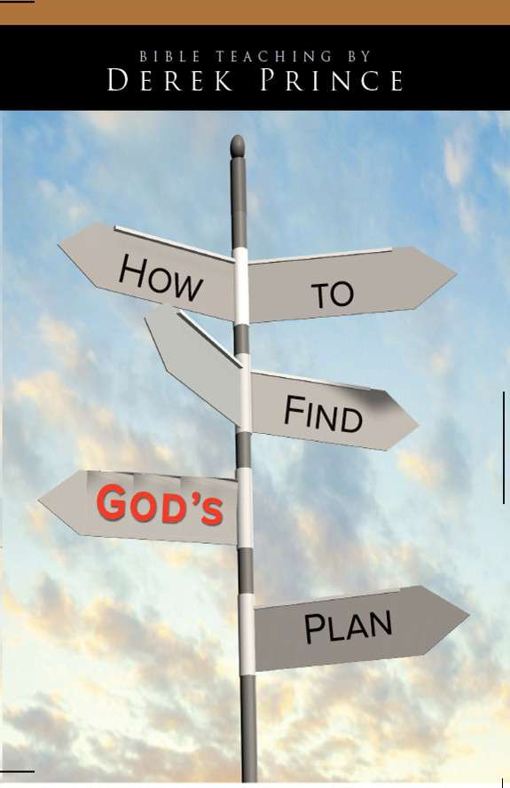 How to find God's Plan for your Life
