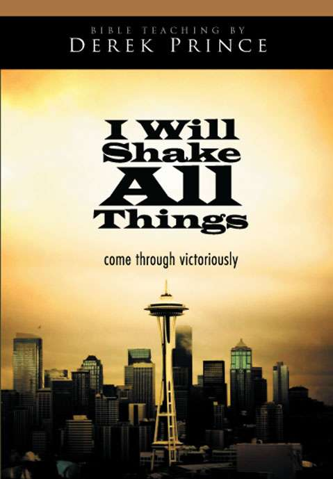 I Will Shake all Things