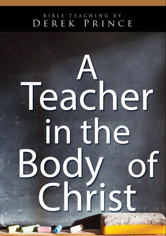 A Teacher in the Body of Christ