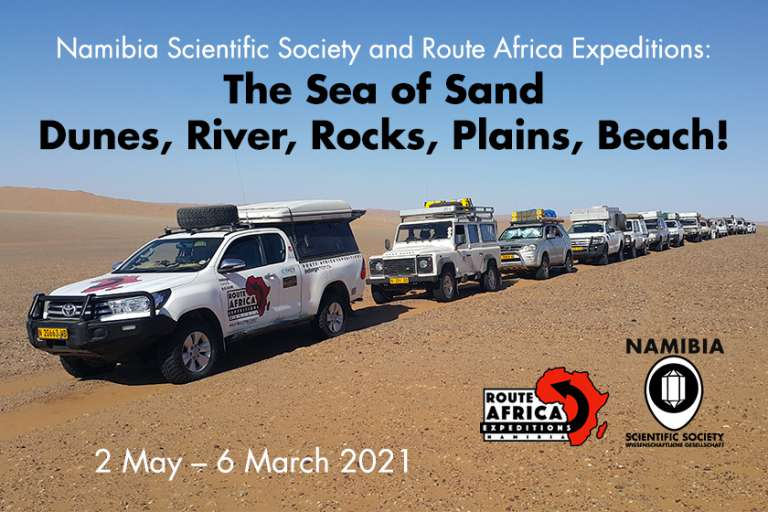 The Sea of Sand Tour