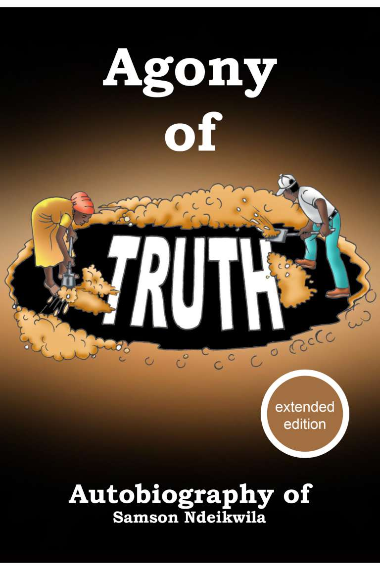 Agony of Truth Front