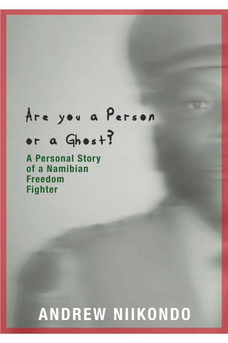 Are you a Person or a Ghost? Front