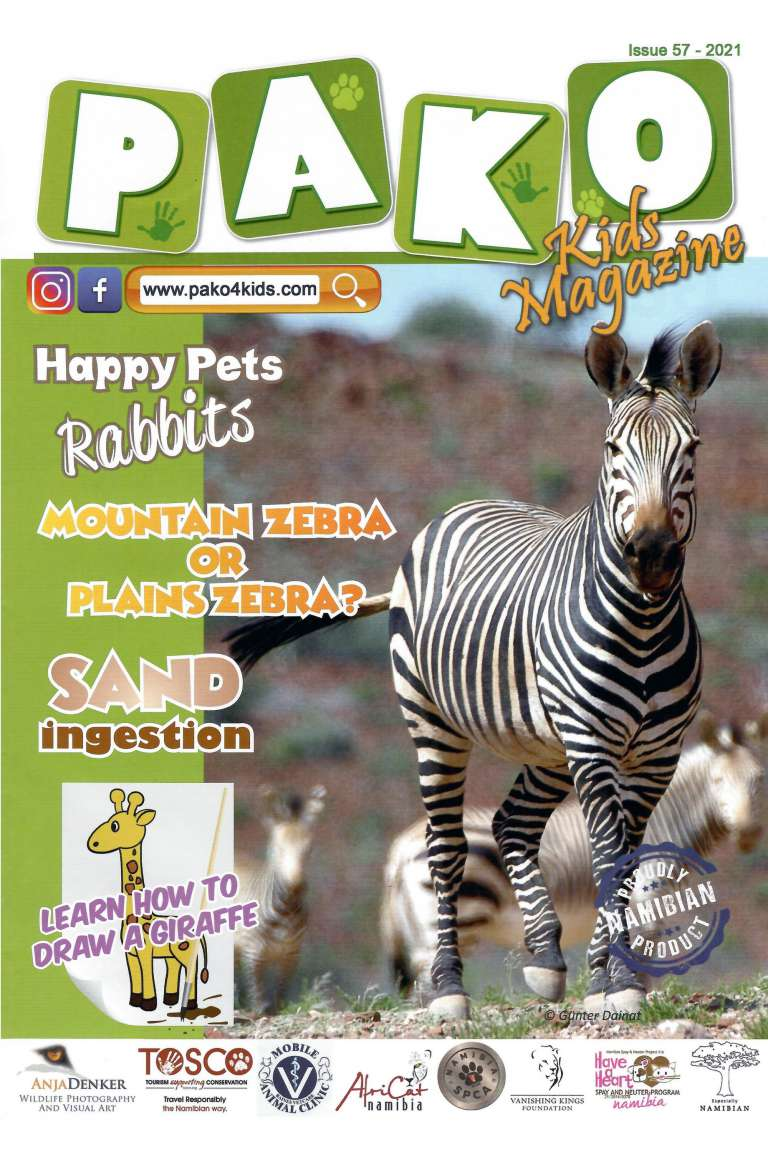 Pako Issue 57 – 2021 Front