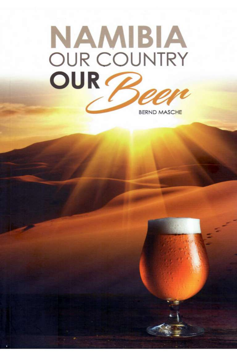 Namibia our Country our Beer Front