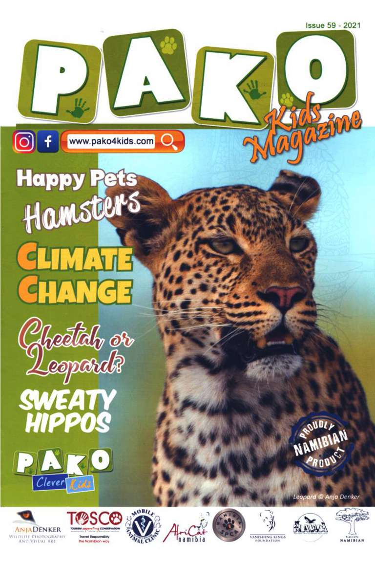 Pako Issue 59 – 2021 Front