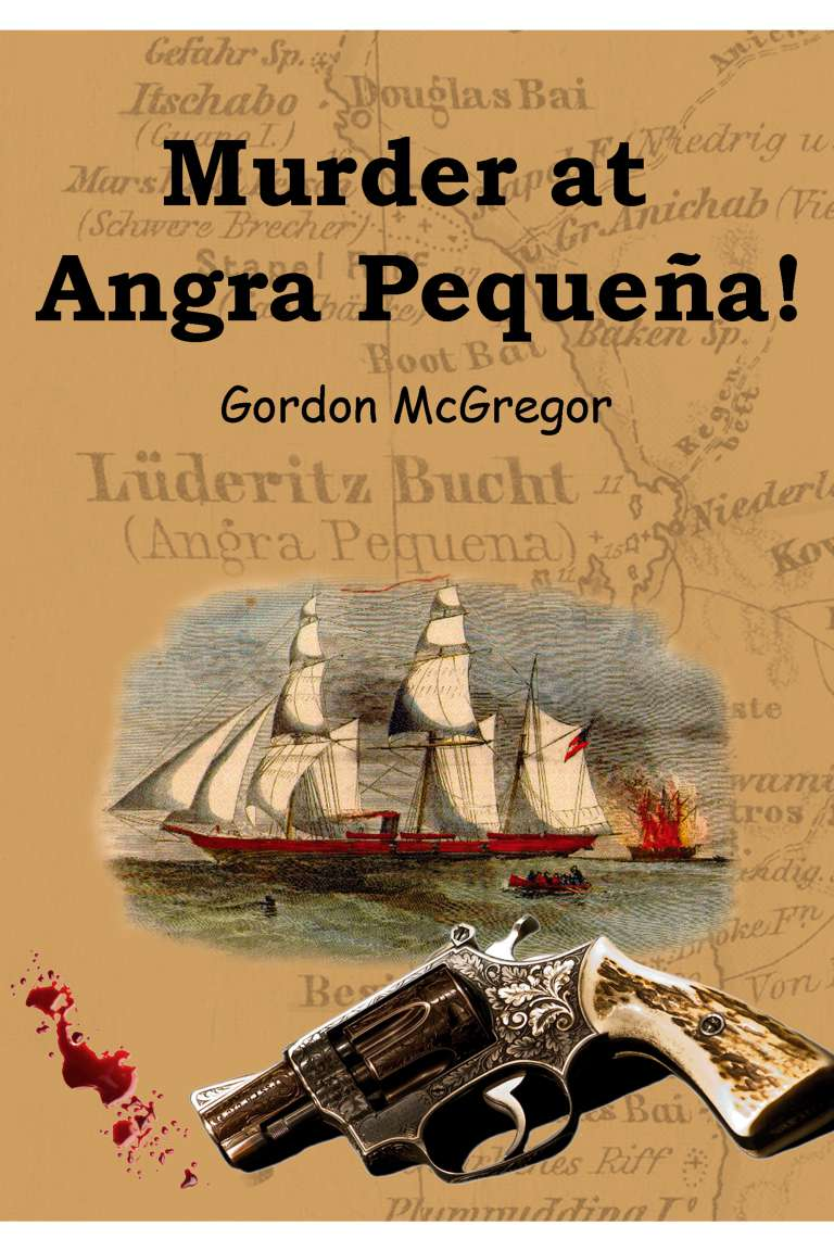 Murder at Angra Pequeña Front
