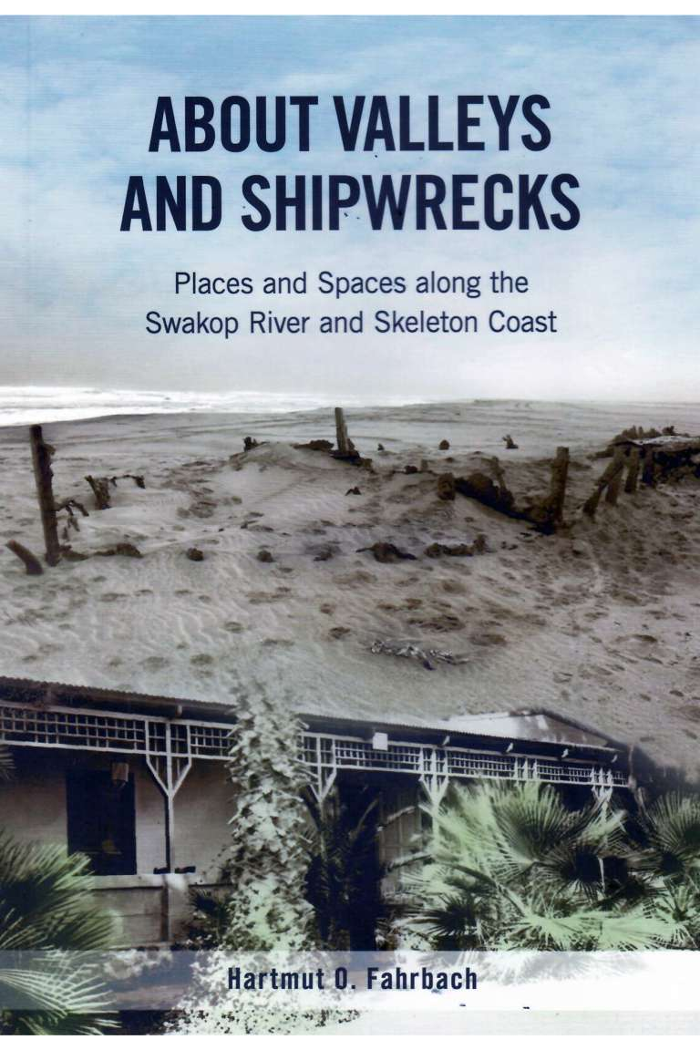 About Valleys and Shipwrecks Front