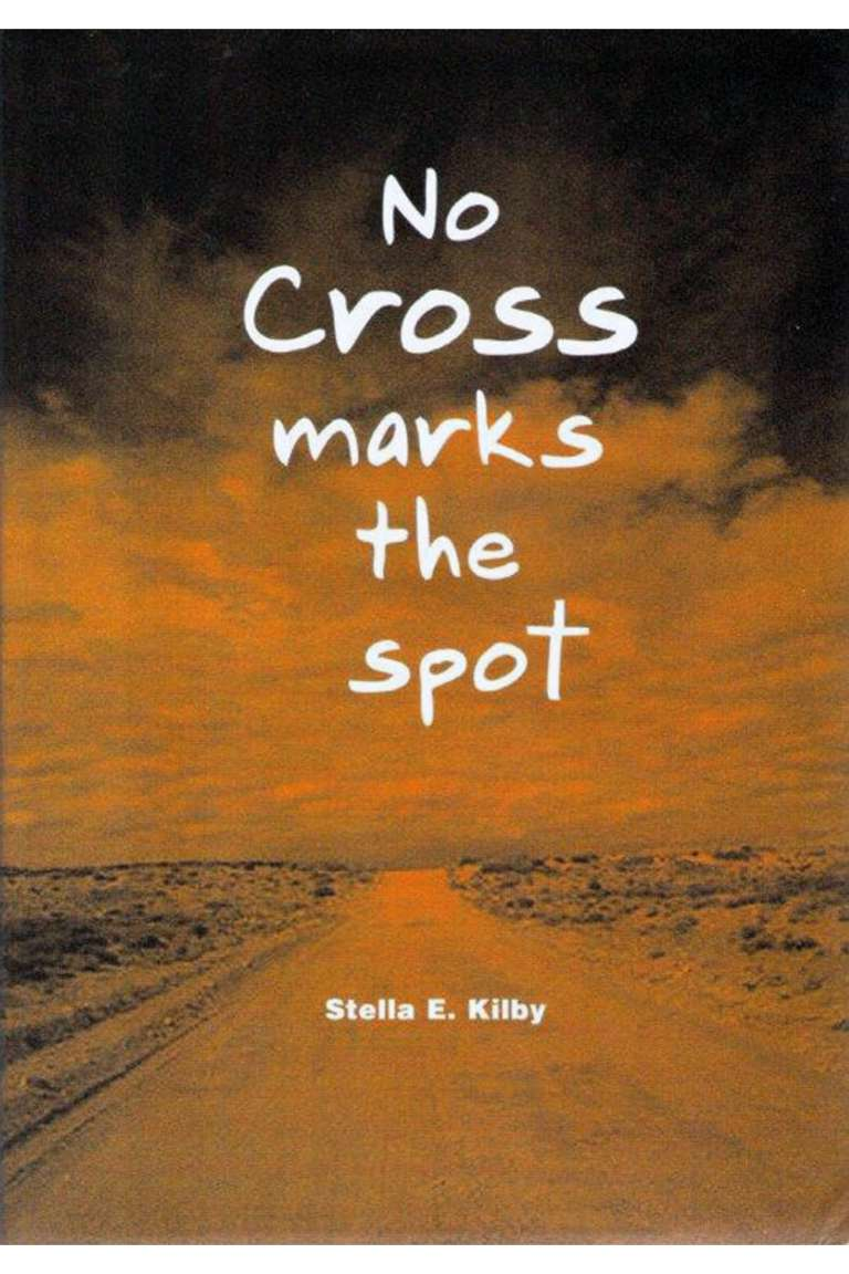 No Cross marks the Spot Front