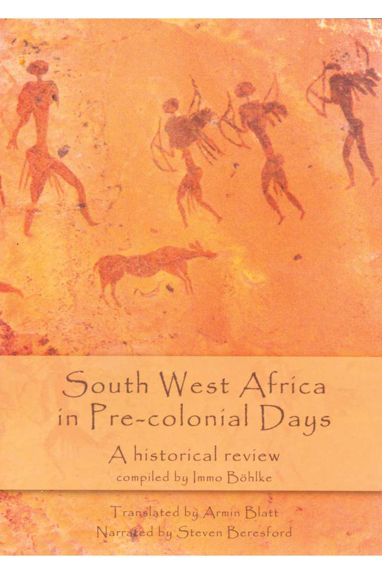South West Africa in Pre-colonial Days Front