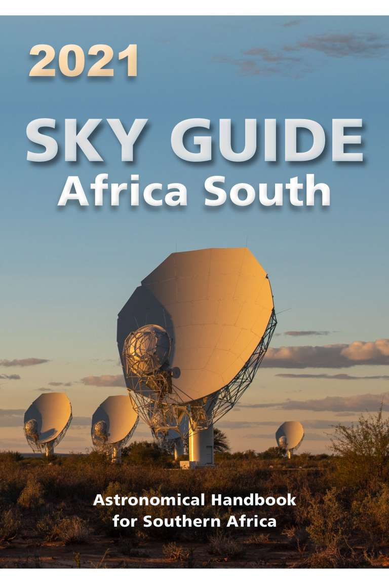 Sky Guide 2021 Front