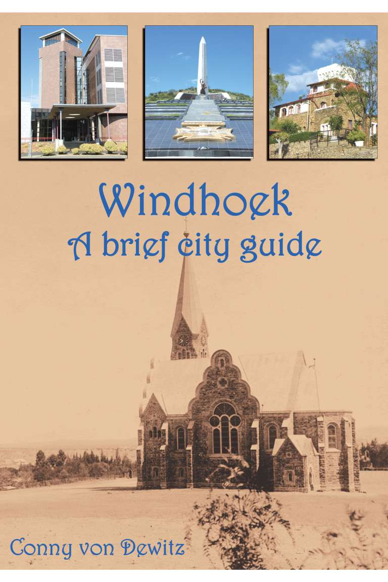 Windhoek – A Brief City Guide Front
