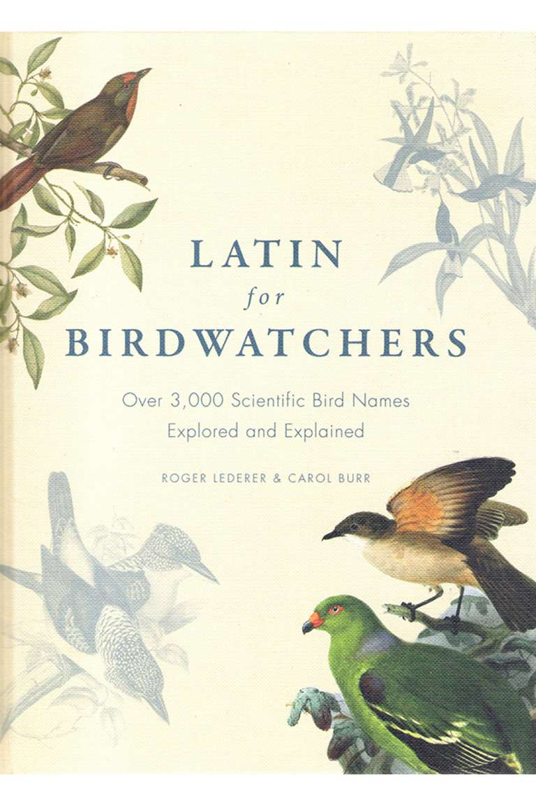 Latin for Birdwatchers Front