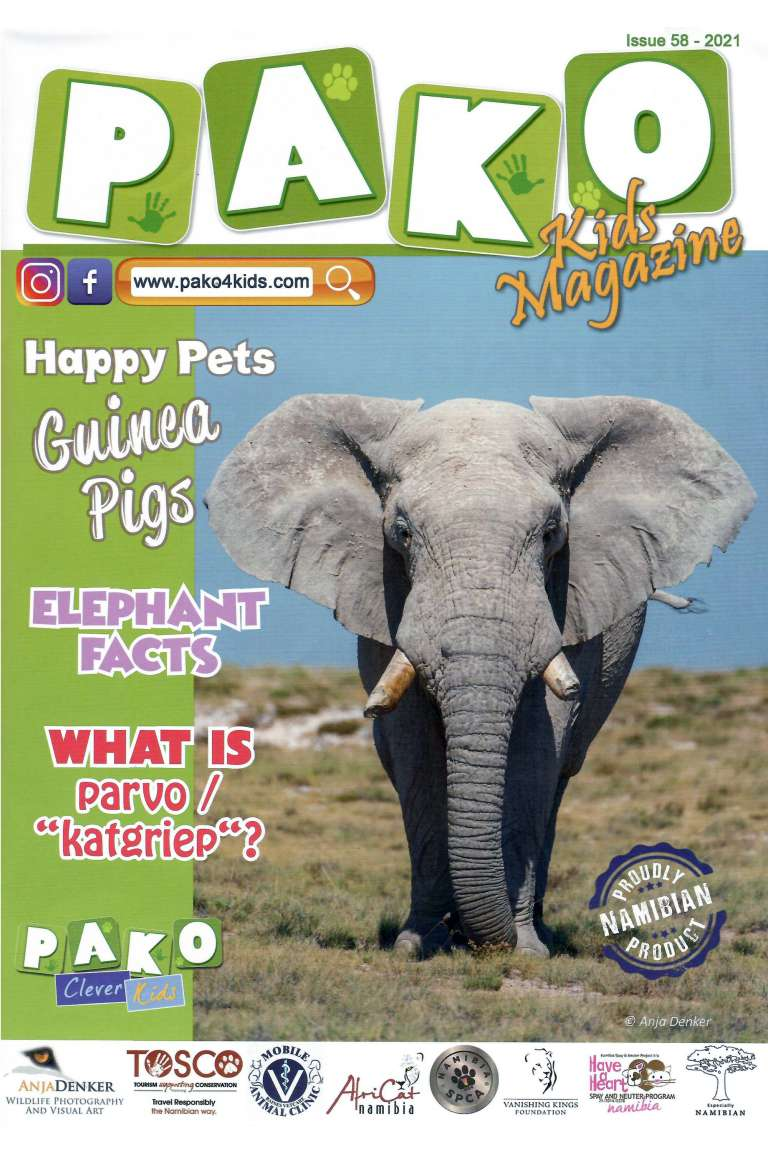 Pako Issue 58 – 2021 Front