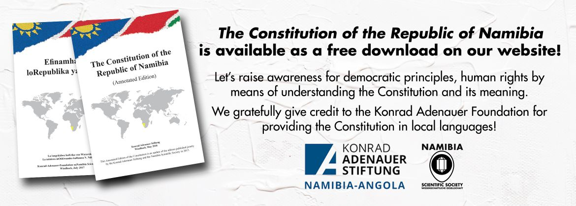 The Constitution of the Republic of Namibia Download