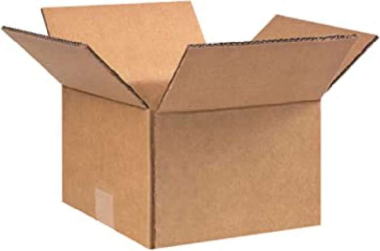 Corrugated Box Double Wall 0201 125K/BC/T 457 x 305 x 305 A3 Pack of 15