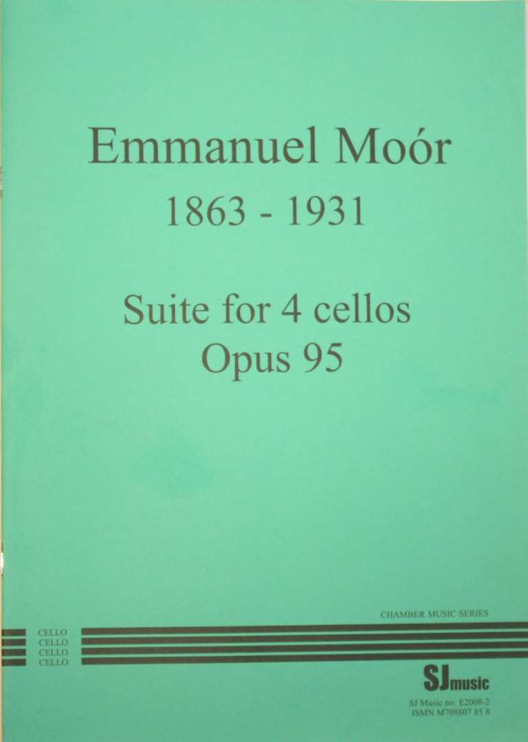 Moor suite - cover