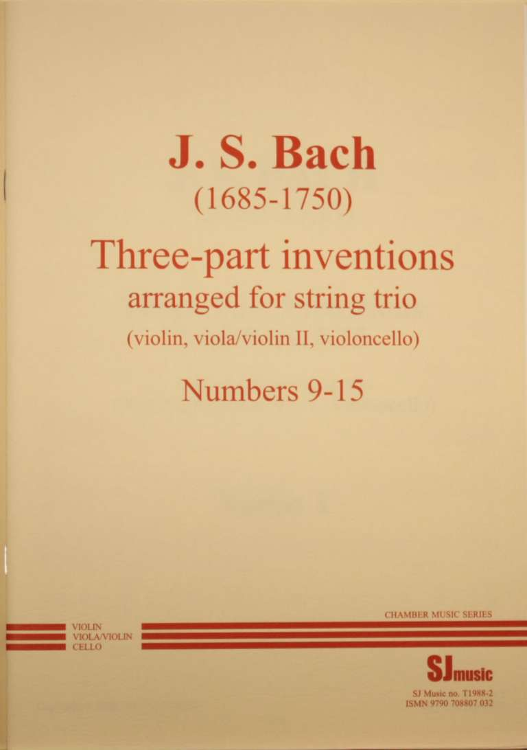 Bach inventions 9-15- cover