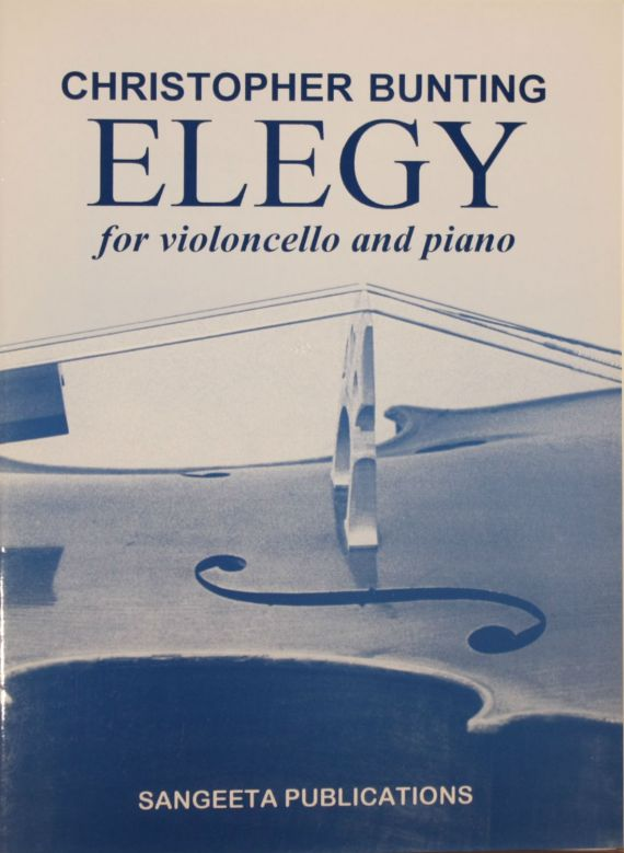 Bunting Elegy - cover