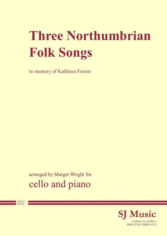 Northumbrian Folk Songs - cello - cover