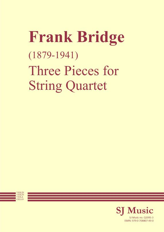 Bridge: Three Pieces cover