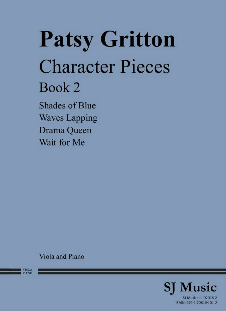 Character Pieces Book 2 cover