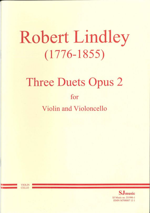 Lindley duets op2 - cover