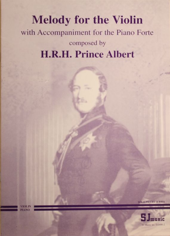 Prince Albert melody - cover