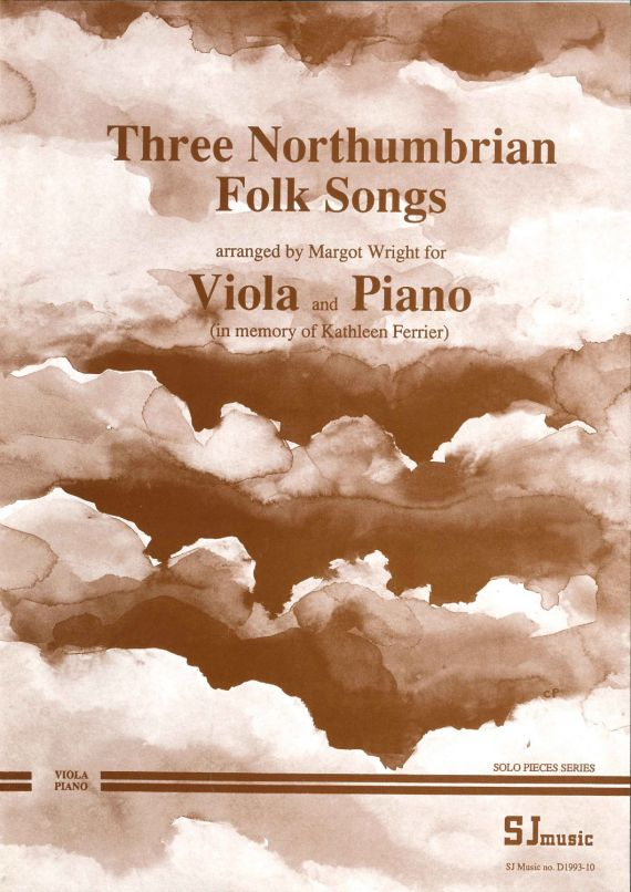 Northumbrian Folk songs - viola- cover