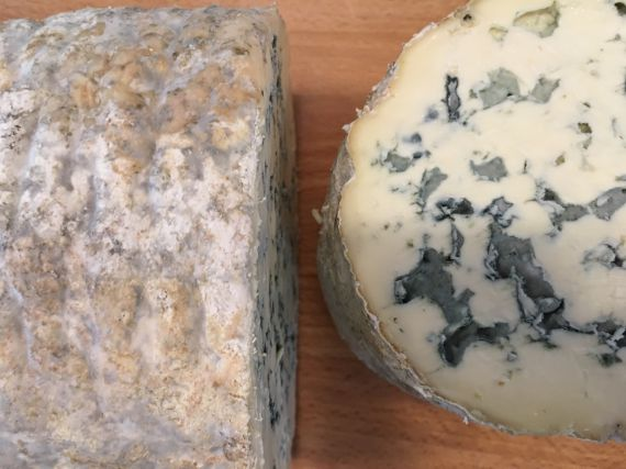 Fourme d'Ambert cheese
