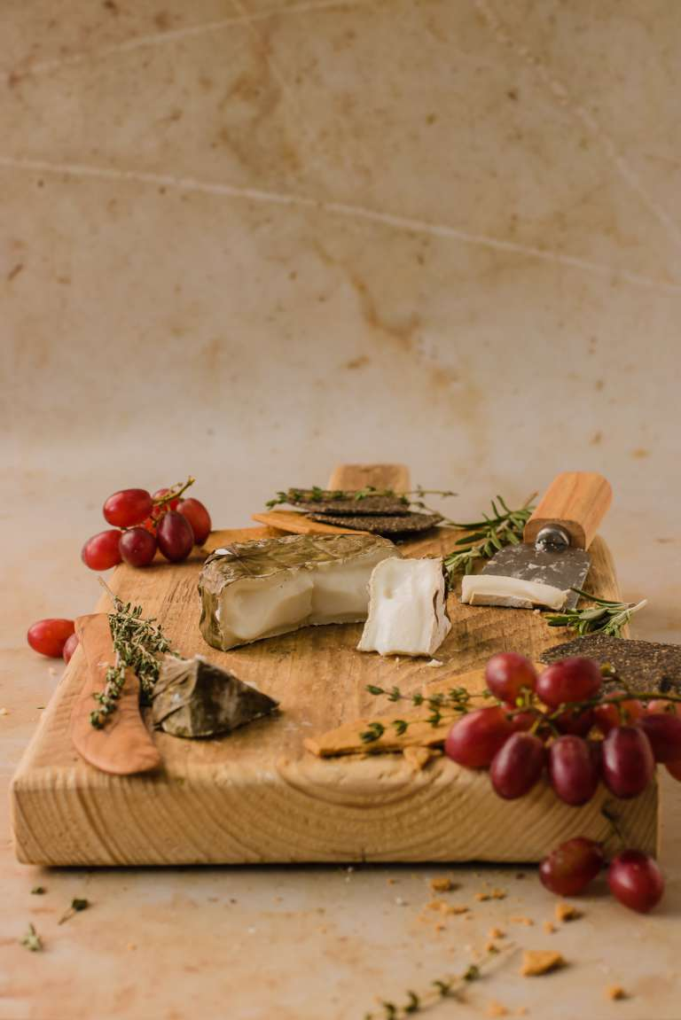 Eve goats cheese