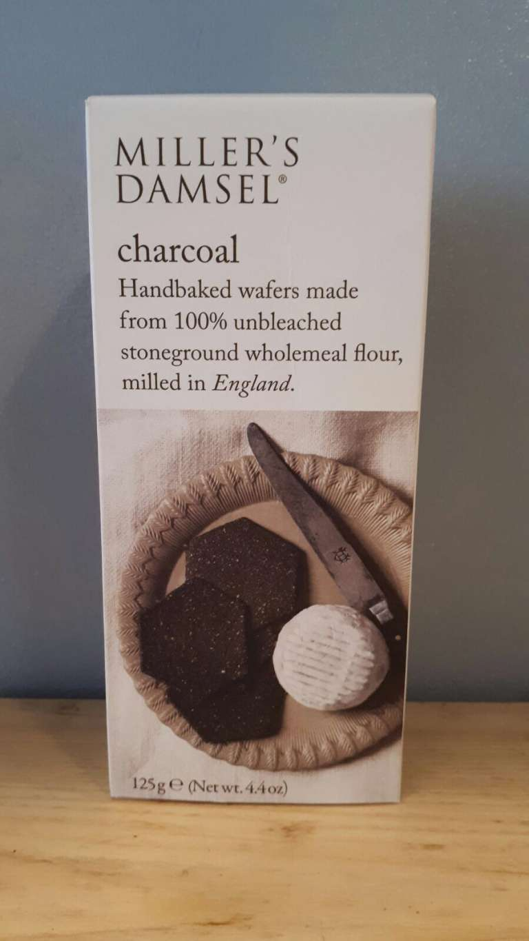 Millers Damsels Charcoal Crackers