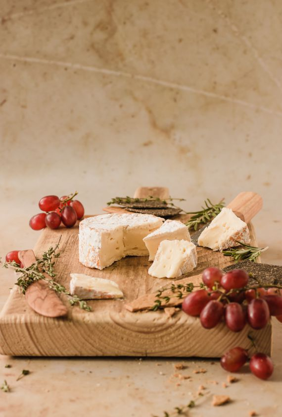 Boy Laity camembert style cheese