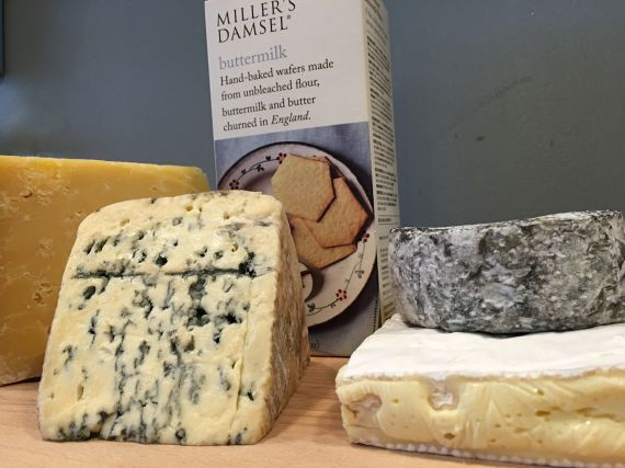 New mums cheese selection