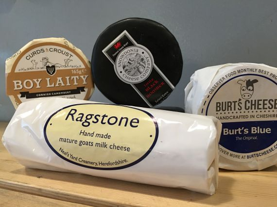 online cheese selection
